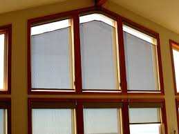 Retractable Window Blinds Bottom Up And Angle Top Shades