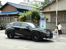 lexus nx kuni nxfsport on topsy one