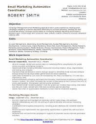 marketing resume exle marketing automation manager resume best market 2017