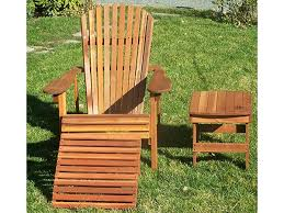 Adirondack Bench Deluxe Redwood Adirondack Chair Gold Hill Redwood