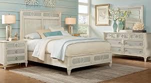 Upholstered Headboard King Bedroom Set Cindy Crawford Home Harlowe Ivory 5 Pc King Bedroom King Bedroom