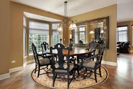 Round Rug For Dining Room Oriental Rugs In Dining Rooms 15 Impressive Ideas U2013 Rugknots