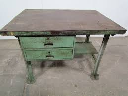 wood top workbench bench decoration 48