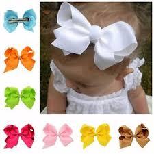 ribbon boutique 20 pcs 6 baby grosgrain ribbon boutique hair bows for
