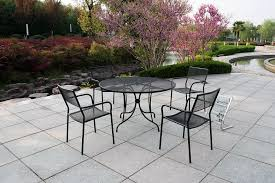 Allen And Roth Patio Furniture Metal Patio Table And Chairs Gccourt House
