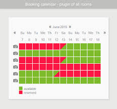 bedbooking u2013 booking calendar u0026 reservation system u2014 wordpress plugins