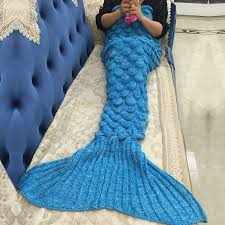 light blue quilted mermaid blanket mermaid blankets