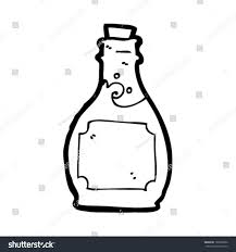 sriracha bottle vector rum bottle cartoon clipartpig