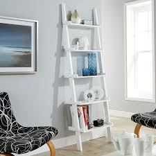 White Ladder Bookcase With Drawers by Bookcases U2013 Next Day Delivery Bookcases From Worldstores