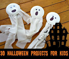 Cute Halloween Crafts by 30 Halloween Projects For Kids The Chirping Moms