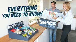snack delivery everything you need to about snacknation members talk