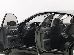 lexus ls zdjecia lexus ls600hl 2013 black die cast model autoart 78842