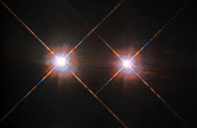 Best B Best Image Of Alpha Centauri A And B Esa Hubble