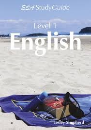 sg ncea level 1 english study guide study guide