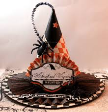 witchcraft and wizardry haunted hat halloween pinterest