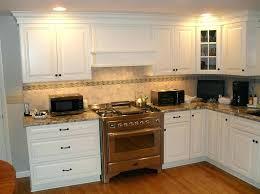 kitchen cabinet door trim molding kitchen cabinet trim brilliant painted kitchen cabinets before and