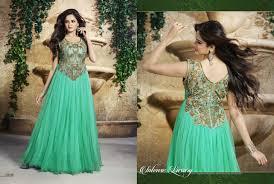 stunning pista green gown
