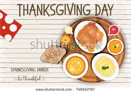 thanksgiving day vintage poster turkey stock illustration