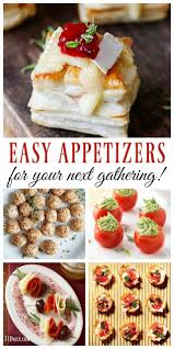 Easy Appetizers by 25 Best Easy Holiday Appetizers Ideas On Pinterest Holiday