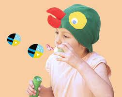 Parakeet Halloween Costume Bird Costume Etsy