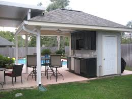 Cabana Ideas by Pool Houses Cabanas U0026 Outdoor Kitchens E C O Builders