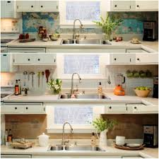 vinyl kitchen backsplash ideas nucleus home