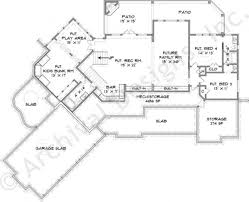 cascade cottage house plan home plans by archival designs cascade cottage basement
