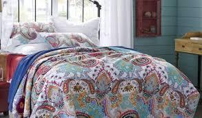 bedding set bohemian quilt bedding ageless quilt bedding u201a future