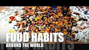 food habits around the world ic chieri 4 quarini