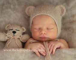 Baby Bathtub Prop Baby Bath Hat Bonnet Cap Photography Prop Newborn Muffin Cap