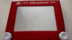 til that the company who created the etch a sketch was about to go