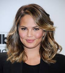 what is lob haircut chrissy teigen s new haircut is the long bob of our dreams