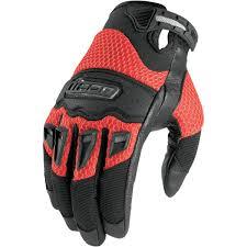 motorcycle gloves icon twenty niner mesh gloves jafrum