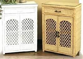 Rattan Bathroom Furniture Wicker Bathroom Furniture Wicker Bathroom Cabinets S Rattan
