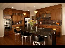Paint Color Ideas For Kitchen With Oak Cabinets Kitchens With Oak Cabinets