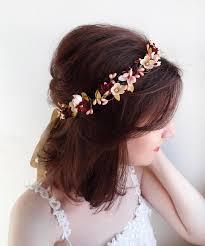 burgundy headband burgundy headband burgundy wedding bridal headband bridal