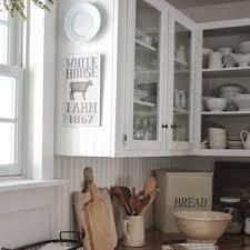 farmhouse kitchen cabinet decorating ideas 100 diy farmhouse kitchen decor ideas prudent pincher