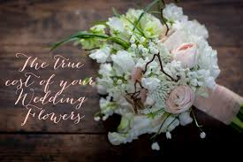 wedding flowers average cost floral masterpieces with archer the true cost of your