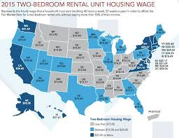 Average Electric Bill Per Month One Bedroom Apartment This Is The Hourly Wage You Need To Afford A 2 Bedroom Apartment
