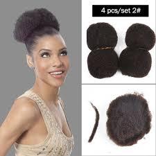 how to crochet black women hair 100 human hair yotchoi 4pcs lot tight afro kinky bulk hair 100 human hair for
