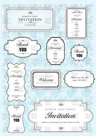 Borders For Wedding Invitation Cards Vintage Frame With Decorative Borders For Wedding Cards And