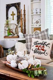 fall home decorating tips on making your own fall decor style hunt and host