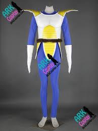 Dragon Ball Halloween Costumes Dragon Ball Costumes Vegeta Cosplay Blue Mens Dragon Ball