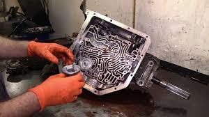 thm 350 transmission rebuild part 1 youtube
