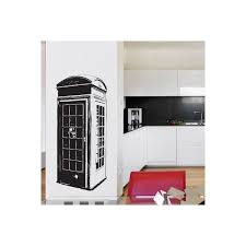 wall stickers wall decals wall tattoos city wall decal british phone booth
