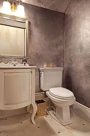 faux painting ideas for bathroom silver grey burnished walls marble looking faux finish paint