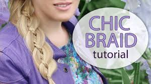 lilith moon youtube 4 strand braid hairstyle tutorial for long hair youtube