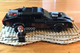 lego rolls royce armored car my starsky u0026hutch grand torino based in the joker u0027s lowrider lego