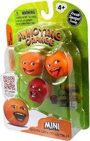 annoying orange kitchen crew collectibles laughing orange midget