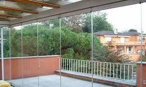 chiudere veranda per la veranda provvisoria non servono permessi edilizi